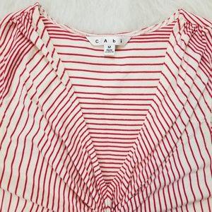CAbi Tops - CAbi Striped Top
